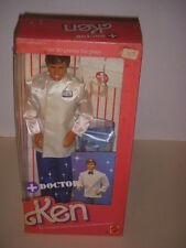 1987 Vintage Mattel Doctor Ken Doll #4118, w/Tuxedo, NRFB,  Mint Doll!