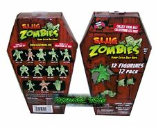 12 PACK S.L.U.G. ZOMBIES SCARY LITTLE UGLY GUYS SERIES 2 COFFIN BOX SET