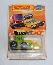 Matchbox Superfast No. 29, Tractor Shovel, - Superb Mint.
