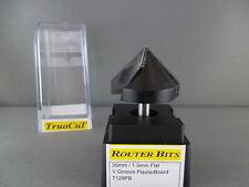 Router Bit PLASTER Board Mitre Bit T129PB (TruaCuT)