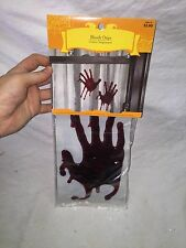 Bloody Hand Drips for the car window for #halloween #F3****