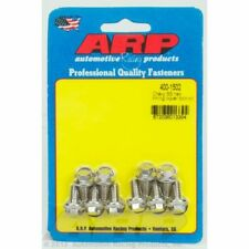 ARP 400-1502 Timing Cover Bolt Kit Polished for Chevy SS Hex Head Style