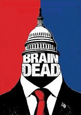 BrainDead . The Complete Season 1 . Tony Shalhoub . 4 DVD . NEU . OVP