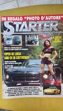 STARTER n.9 Settembre 1994 pagine 150 con poster Ferrari ancora da staccare