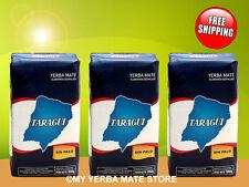YERBA MATE - Taragui Sin Palo - Pure Leaf - 3 Kilos - FREE Shipping!