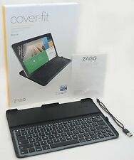 "NEW Zagg Cover-Fit Samsung Galaxy Tab/Note Pro 12.2"" Ultra-Thin Keyboard Cover"