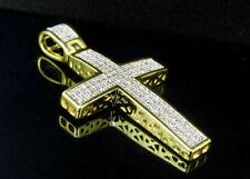 Collares y colgantes de joyería con diamantes brillantes en plata de ley diamante
