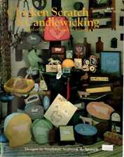 Candlewicking Chicken Scratch Patterns & Other Country Home Spun Designs