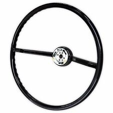 1966-1973 Early Ford Bronco Factory Style Steering Wheel, New TBP EXCLUSIVE!