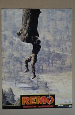 Q193/2 - Aushangfoto - FRED WARD - Remo Williams: The Adventure Begins #4