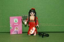 Playmobil 5459 Figures Girls Serie 6 Geisha Asiatin für Traumschloss