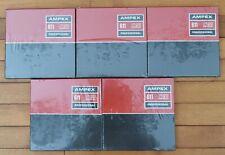 "AMPEX 611 PROFESSIONAL 7"" REEL TAPE 1200 Ft NOS"