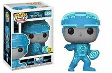 Funko - Figurines Pop Vinyle Tron 14700
