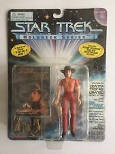 "Star Trek Holodeck Series ""Deanna Troi"" as ""Durango"" 1995 Playmates ""NIP"""