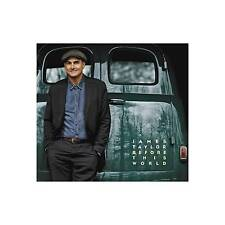 JAMES TAYLOR (SOFT ROCK) - BEFORE THIS WORLD [DIGIPAK] NEW CD
