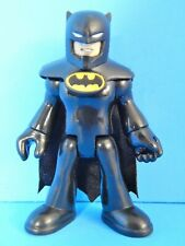 IMAGINEXT DC SUPER FRIENDS BRUCE WAYNE FIGURE w/ BATMAN COWL COMPLETE TRU EX