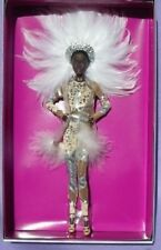 barbie PAZETTE designer Stephen Burrows 2012 Mattel W3459 poupee doll NEUF boite