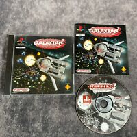 Galaxian 3 PS1 PlayStation 1 PAL Game Complete Rare Namco Rail Shooter