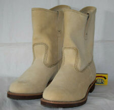 Red Wing Shoes 1188 Pecos Suede Boots UK7.5 US8 3E EU41.5 Pull On / Soft Toe USA