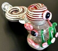 """collectible Hookah unique Water Pipe glass 9"""" for Tobacco bowl smoking Bong"""
