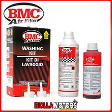 WA250-500 KIT BMC PULIZIA FILTRI ARIA DETERGENTE LAVAGGIO COMPLETO RACING