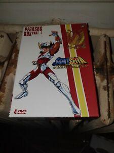 Coffret Dvd Pegasus Box Part 1  saint seiya