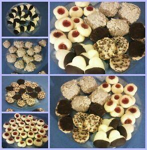 ❤ Weihnachtsplätzchen ❤ Gebäck ❤ Kekse ❤ Plätzchen ❤ selbstgebacken ❤ 1kg ❤