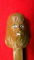 vintage pez dispenser / CHEWBACCA Star Wars 1997 COMBINED POSTAGE
