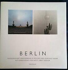 BERLIN, 1987, First Edition w/ original box (Fotos, 1.Auflage) 750th Anniversary