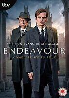 Endeavour Series 4 [DVD] [2016] [DVD][Region 2]