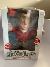 Mr Wonderful Talking Doll 16 Phrase Interactive Perfect Husband In Box Gag Gift