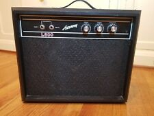 Vintage 1967 Harmony L600 Combo Amp Great Condition! Works!