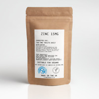 Zinc Magnesium Vitamin C D Turmeric Garlic Immune Tablet Powder Capsule Health