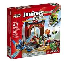 LEGO Juniors 10725 The prodigal Temple NEW NEW OVP MISB