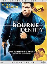 Brand New DVD The Bourne Identity Matt Damon Franka Potente Chris Coope