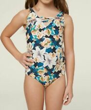 da4a87de1 O'Neill TILLER ONE PIECE Girls Kids One Piece Swimsuit 5 Multi Floral NEW