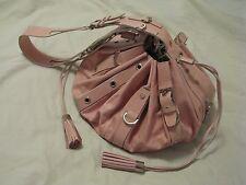 Givenchy Pumpkin Motorcycle Bag - Blush Pink & Silver Hardware Gorgeous & Rare