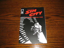 Sin City - A Dame to Kill For Special Edition! Frank Miller Glossy Vf+