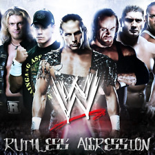 """WWE """"Ruthless Aggression Era"""" Full Episode Collection (2003-2008)"""