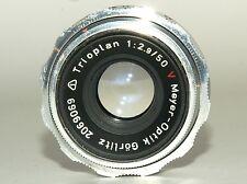 Meyer-Optik Görlitz Trioplan red V 2,9/ 50mm