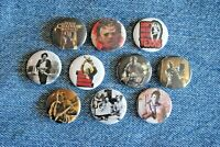"Texas Chainsaw Massacre Leatherface Horror movie Buttons Pins 1"" Badges Pinback"