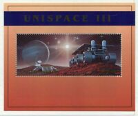19303) UNITED NATIONS (New York) 1999 Unispace s/s