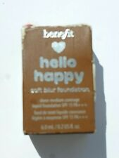 Benefit Hello Happy Soft Blur Foundation SPF15 6ml - Mini 9 - Deep Neutral