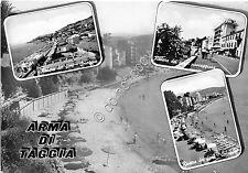 Cartolina - Postcard - Arma di Taggia - vedutine - 1962