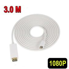3M Mini DisplayPort DP to HDMI Cable Display Port For Microsoft Surface Pro