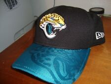 NEW ERA JACKSONVILLE JAGUARS 9FIFTY ONFIELD SIDELINE Fitted HAT CAP M/L