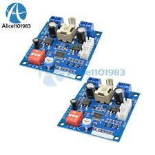 2PCS DC 12V 5A PWM Motor Speed Fan High-Temp Alarm Temperature Controller Module