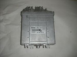 calculateur AUDI A4 TDI 0281001438 /439  (ref 0558 )