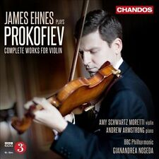 Prokofiev: Complete Works for Violin, New Music