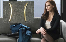 MOLLY'S GAME JESSICA CHASTAIN PRODUCTION WORN JEWELRY Earrings (B2)